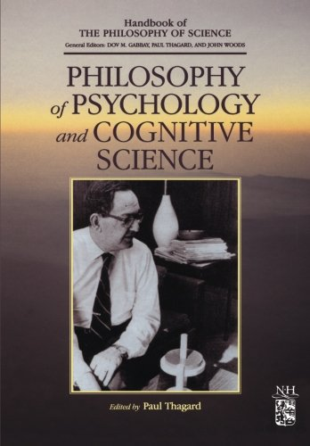 9780444551948: Philosophy of Psychology and Cognitive Science: A Volume of the Handbook of the Philosophy of Science Series