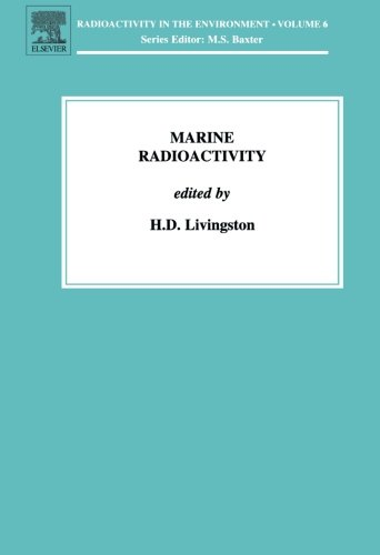 9780444552433: Marine Radioactivity