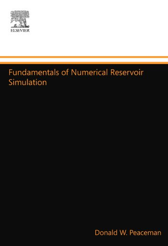 9780444552983: Fundamentals of Numerical Reservoir Simulation