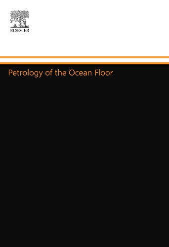 9780444553249: Petrology of the Ocean Floor
