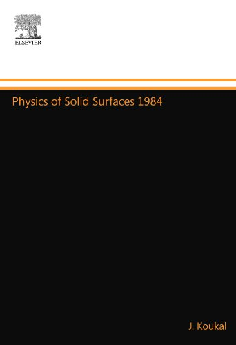 9780444553669: Physics of Solid Surfaces 1984