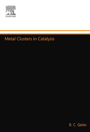 9780444553775: Metal Clusters in Catalysis