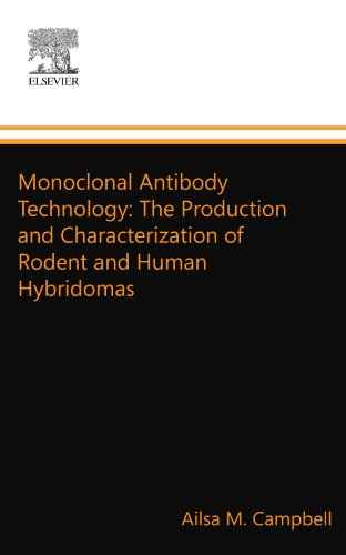 9780444554918: Monoclonal Antibody Technology: The Production and Characterization of Rodent and Human Hybridomas