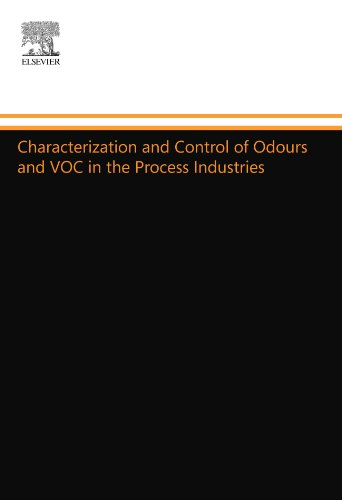 9780444555076: Characterization and Control of Odours and VOC in the Process Industries