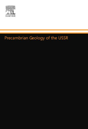 Precambrian Geology of the USSR: Elsevier Science