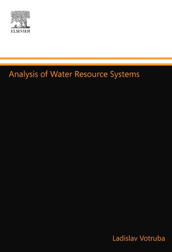 9780444556325: Analysis of Water Resource Systems