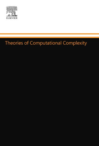 9780444557049: Theories of Computational Complexity