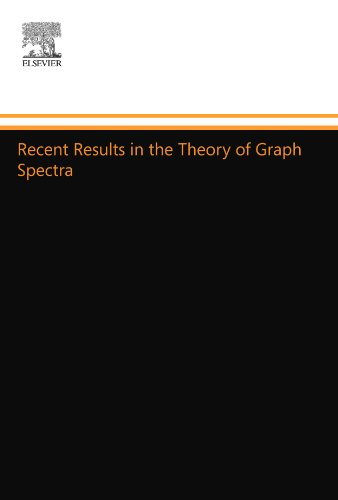 9780444557056: Recent Results in the Theory of Graph Spectra