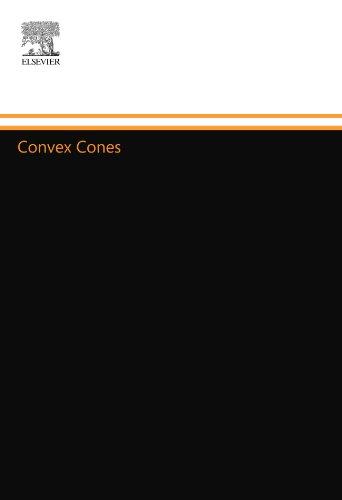9780444557391: Convex Cones