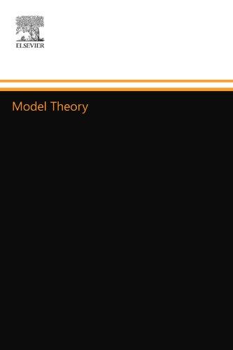 9780444558312: Model Theory