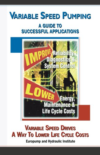 9780444558800: Variable Speed Pumping: A Guide to Successful Applications