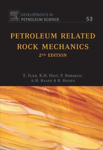 9780444559142: Petroleum Related Rock Mechanics: 2nd Edition