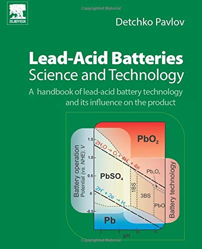 9780444562173: Lead-Acid Batteries: Science and Technology