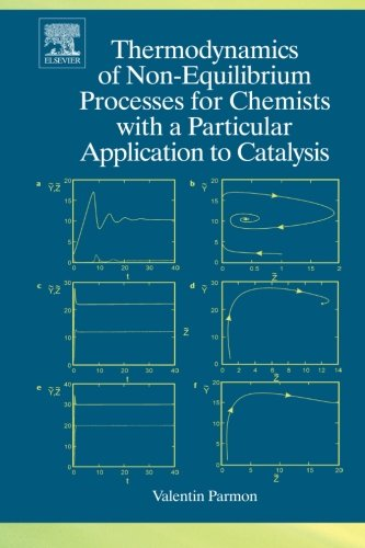9780444562197: Thermodynamics of Non-Equilibrium Processes for Chemists with a Particular Application to Catalysis