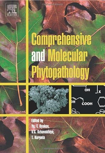 9780444562692: Comprehensive and Molecular Phytopathology