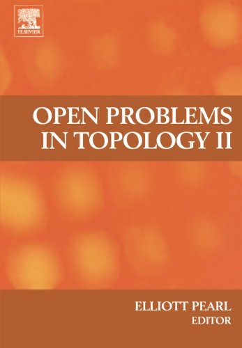 9780444562746: Open Problems in Topology II