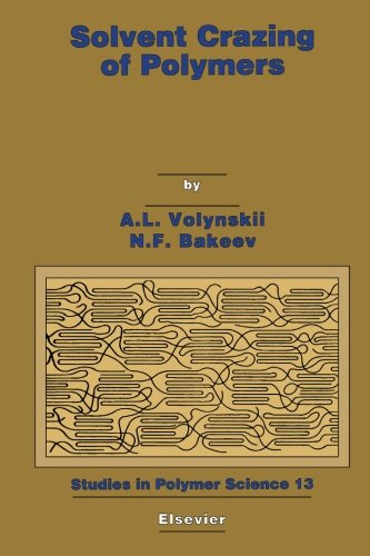 Solvent Crazing of Polymers: A. L. Volynskii