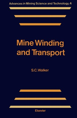 9780444564580: Mine Winding and Transport