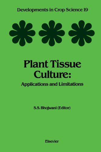 9780444565426: Plant Tissue Culture: Applications and Limitations