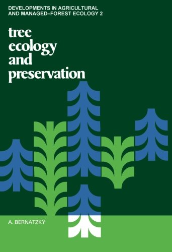9780444565976: Tree Ecology and Preservation