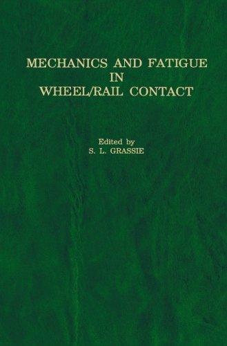 9780444566331: Mechanics and Fatigue in Wheel/Rail Contact