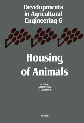 9780444566416: Housing of Animals: Construction and Equipment of Animal Houses