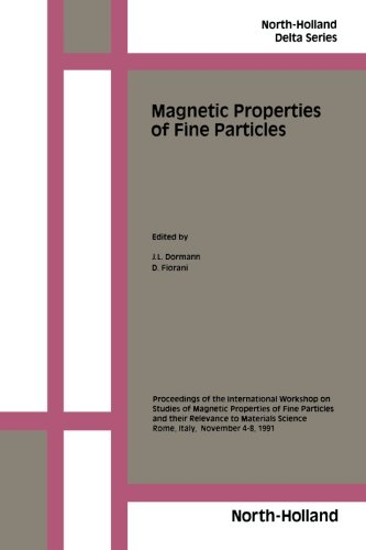 9780444567819: Magnetic Properties of Fine Particles