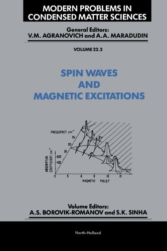 9780444568069: Spin Waves and Magnetic Excitations