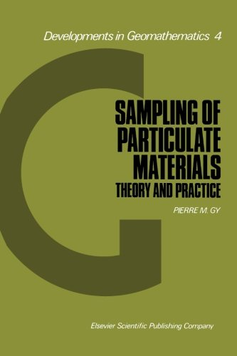 9780444569349: Sampling of Particulate Materials Theory and Practice