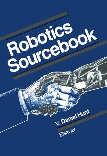 9780444569578: Robotics Sourcebook