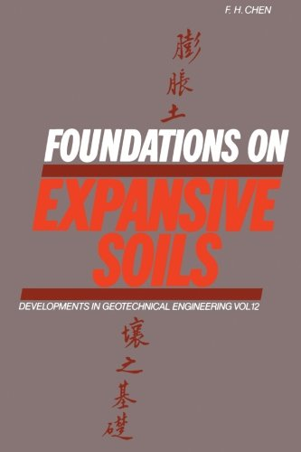 9780444569622: Foundations on Expansive Soils