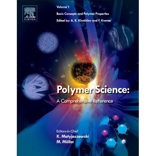 9780444593870: Polymer science : a comprehensive reference - volume 10. Polymers for a sustainable environment and green energy.