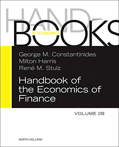 9780444594068: Handbook of the Economics of Finance, Volume 2B: Asset Pricing (Handbooks in Finance)