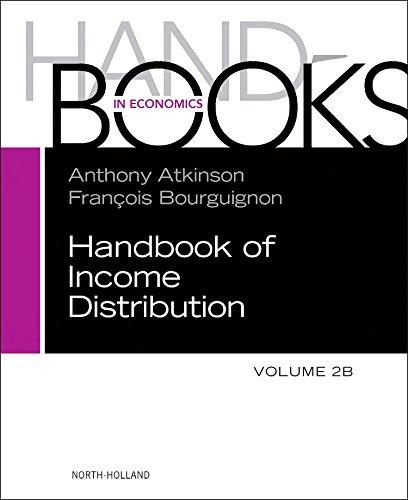 9780444594297: Handbook of Income Distribution: 2A-2B
