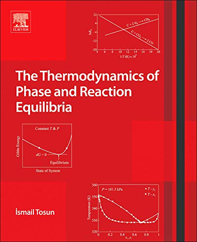 9780444594976: The Thermodynamics of Phase and Reaction Equilibria