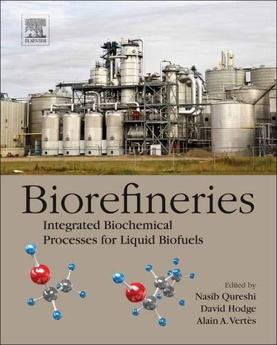 9780444594983: Biorefineries: Integrated Biochemical Processes for Liquid Biofuels
