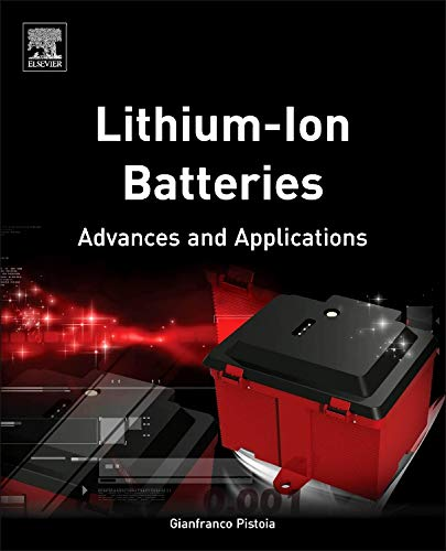 9780444595133: Lithium-Ion Batteries: Advances and Applications