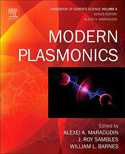 9780444595263: Modern Plasmonics, Volume 4 (Handbook of Surface Science)