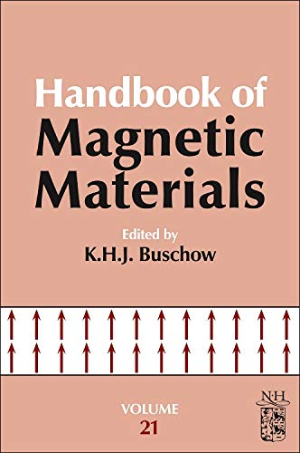 Handbook of Magnetic Materials 21: K. H. J. Buschow
