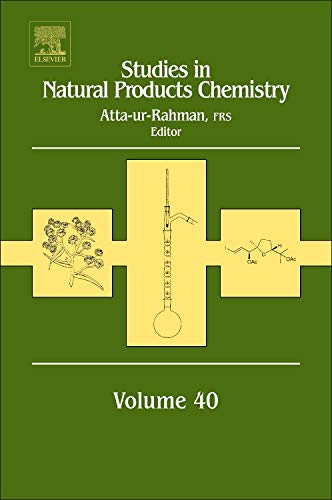 9780444596031: Studies in Natural Products Chemistry, Volume 40
