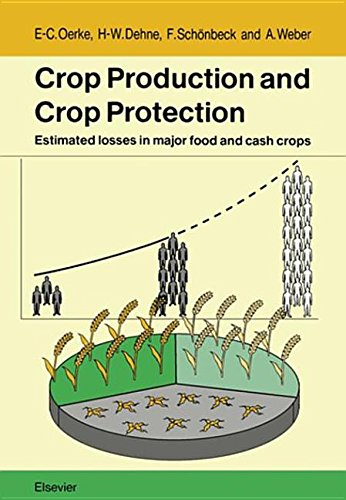 9780444597946: Crop Production and Crop Protection: Estimated Losses in Major Food and Cash Crops