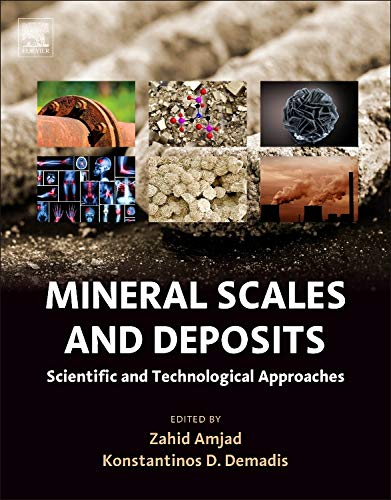 9780444632289: Mineral Scales and Deposits: Scientific and Technological Approaches