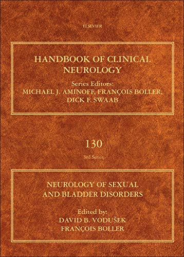 9780444632470: Neurology of Sexual and Bladder Disorders: Handbook of Clinical Neurology