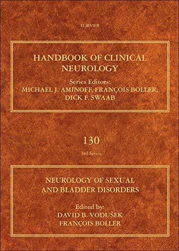 9780444632470: Neurology of Sexual and Bladder Disorders, Volume 130 (Handbook of Clinical Neurology)