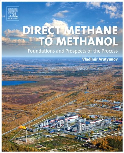 9780444632531: Direct Methane to Methanol: Foundations and Prospects of the Process