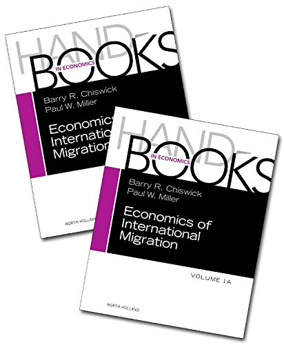 9780444633729: Handbook of the Economics of International Migration: 1A-1B