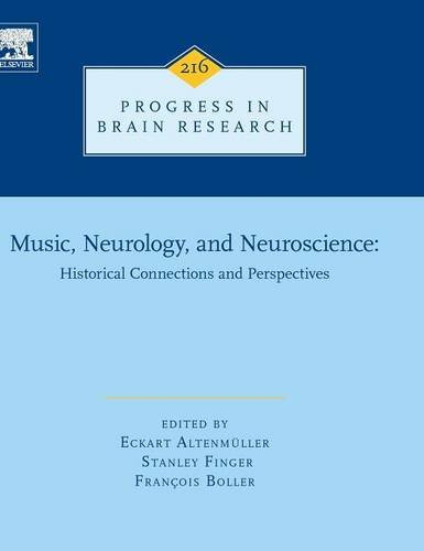 9780444633996: Music, Neurology, and Neuroscience: Historical Connections and Perspectives, Volume 216 (Progress in Brain Research)