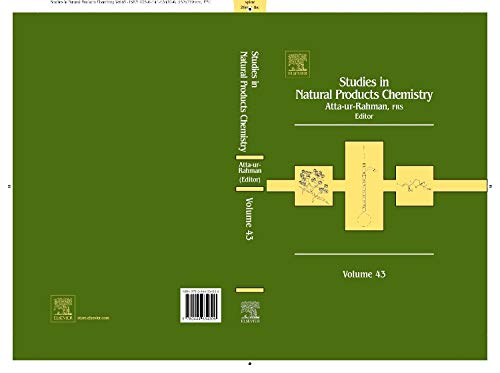 Studies in Natural Products Chemistry, Volume 43