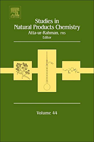 9780444634603: Studies in Natural Products Chemistry, Volume 44