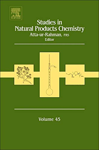 9780444634733: Studies in Natural Products Chemistry, Volume 45